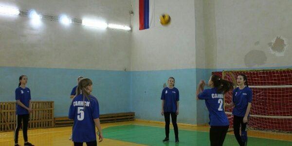 25- 26.01.Зональные соревнования по волейболу.